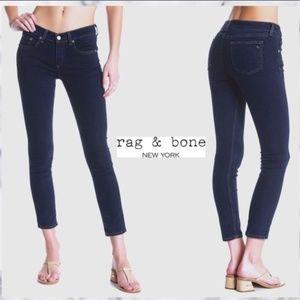 e0f03d5c018 rag & bone Jeans | Rag Bone Dre Capri In White Prospector | Poshmark